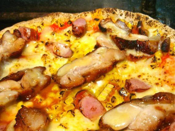 健康,ピザ,トマトソース,オリーブオイル,チーズ,リコピン,オレイン酸,カルシウム